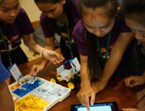 More Girl Power in Robotics