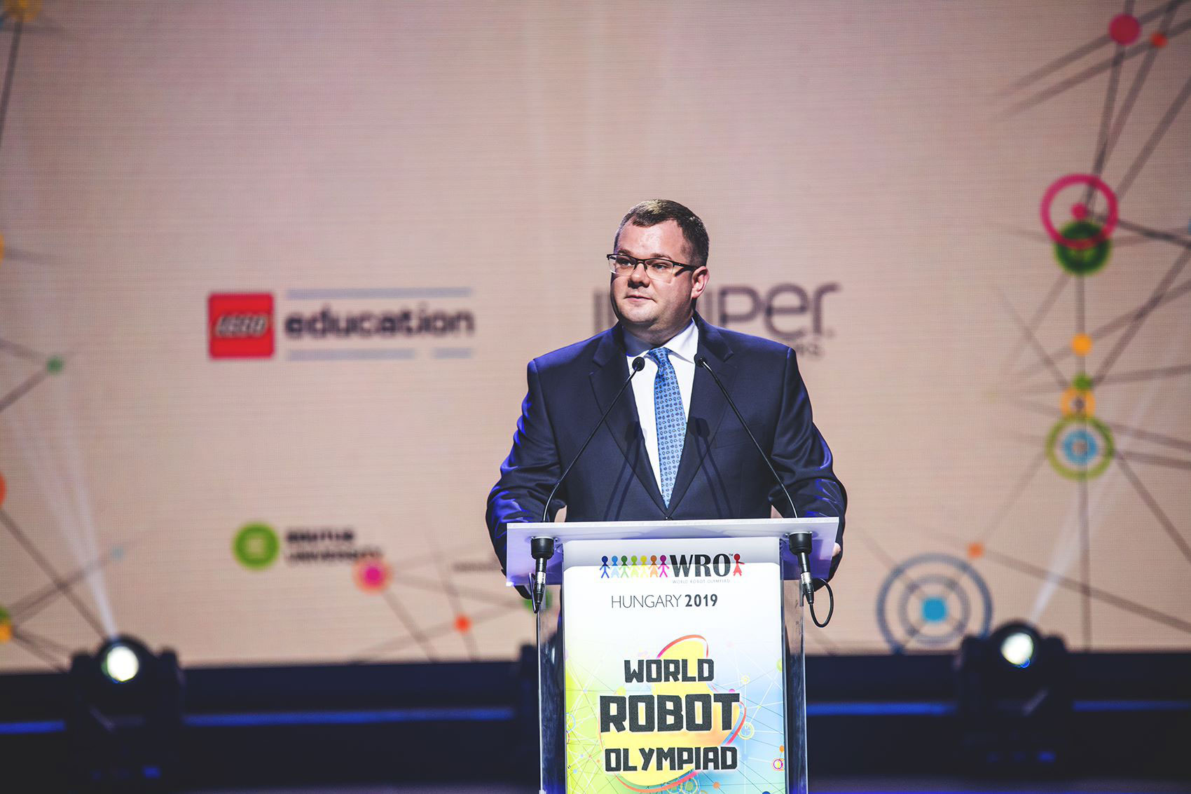 world robot olympiad host country hungary 1